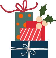子どもへのクリスマスプレゼント